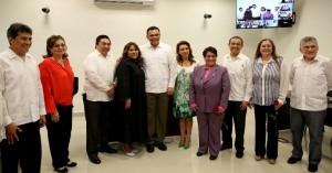 Fortalecen justicia para mujeres yucatecas