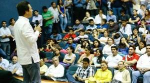 Con las mujeres y los jóvenes tenemos que hacer historia en Centro afirma Gerardo Gaudiano