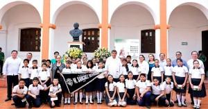 Rememora UJAT legado social de Manuel Sánchez Mármol