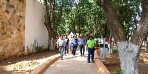 Parque Recreativo Ximbal en Campeche seguro y funcionando esta semana santa