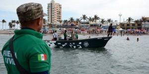 Brinda Policía Marítima apoyo y seguridad en mar, ríos y lagunas de Veracruz