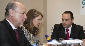 Acuerda el gobernador Roberto Borge con Tour Operadores visita por la Península de Yucatán