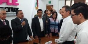 Concluyen registros en Veracruz y siete quieren ser gobernador
