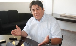 Amasiato del PRI y MORENA buscan anular elecciones: Ortega Santana