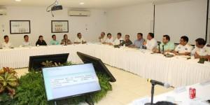 Reiteran importancia de la coordinación en materia de seguridad para Yucatán