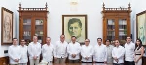 Inversionistas de la empresa Leoni visitan Yucatán