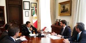 Encabeza el Presidente Enrique Peña Nieto, reunión de evaluación de la contingencia ambiental
