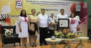 Reconoce SPIUJAT trayectoria de Felícitas Suárez Castro