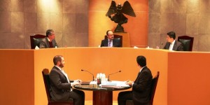 Improcedentes impugnaciones del PRI, PVEM contra PRD en Centro: Sala Regional Xalapa