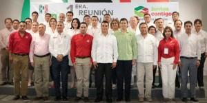 Nuestro compromiso es con la sociedad campechana: Alejandro Moreno Cárdenas