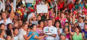 Mauricio Góngora promueve un gobierno facilitador y aliado de las mujeres
