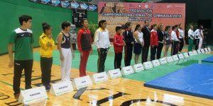 Comienza en Yucatán Campeonato Nacional de Gimnasia de Trampolín