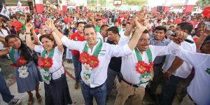 Pueblos indígenas son el corazón y la fortaleza de Oaxaca: Alejandro Murat Hinojosa