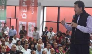 En mi gobierno habrá cobertura de salud al 100 por ciento en Veracruz: Héctor Yunes Landa