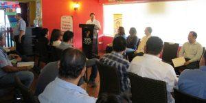 Trabajadores de restaurantes en Yucatán reciben capacitación