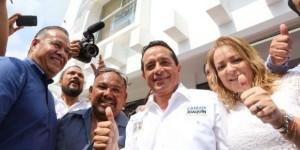 Quintana Roo quiere un cambio, quiere la alternancia: Carlos Joaquín