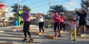 Secretaria de salud activara a campechanos para combatir sobrepeso, obesidad y depresión