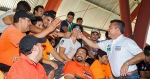 En Quintana Roo podemos llegar hasta donde nos propongamos: Mauricio Góngora