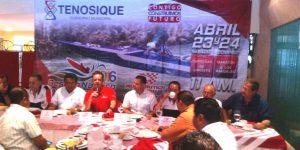 El desafío náutico del Usumacinta se celebrará este 23 y 24 de abril en Tenosique