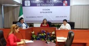 Desecha TET denuncia de impugnación de MORENA y PRI
