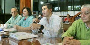 Presenta PVEM propuesta de Reforma a la Ley de Obras Públicas y a la de Adquisiciones de Tabasco