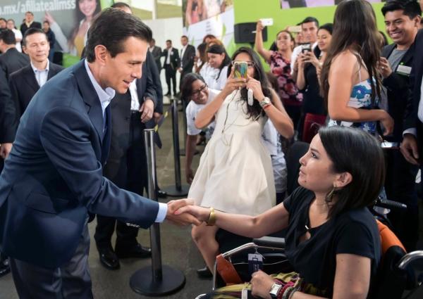 EPN garantisa seguridad social a jovenes