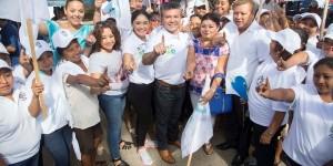 El pueblo maya, se suma al proyecto de Mauricio Góngora, esencia de Quintana Roo