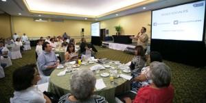 Reconocen asociaciones civiles profesionalización de la seguridad con Escudo Yucatán
