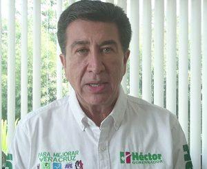 Mi solidaridad con las familias de las víctimas en Coatzacoalcos: Héctor Yunes Landa