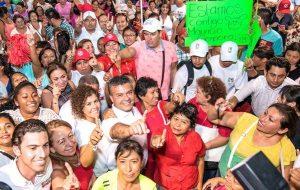 Vamos por la mejor educación del país: Mauricio Góngora