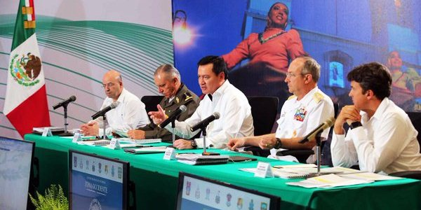 Osorio Chong colima