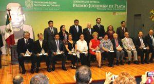 """Entrega UJAT """"Juchimán de Plata 2015"""", resultados de una vida de entrega"""