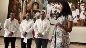 Marybel Villegas nueva delegada de SEDESOL en Quintana Roo