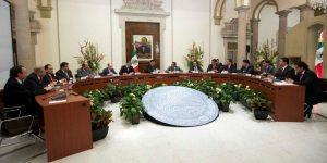 Se reúne el Secretario de Gobernación con los 12 mandatarios donde elegirán gobernador el 5 de junio