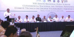 Sistema Penitenciario de Yucatán, el mejor de la región