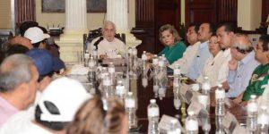 Anuncia Núñez visita de Peña Nieto para dar a conocer medidas a favor de Tabasco