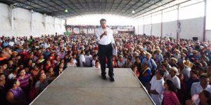 Agricultura 2.0 Plan Maestro Agrario en mi Administración: Héctor Yunes Landa