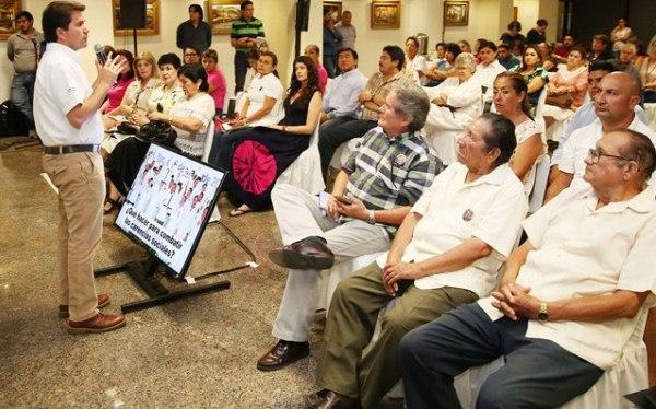 Alianza el programa mejorar Yucatan