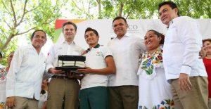 Yucatán a la vanguardia en calidad educativa