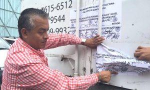 Inicia traslado de material electoral a las oficinas del IQROO