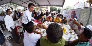 Yo soy el Cambio que Veracruz necesita: Héctor Yunes Landa