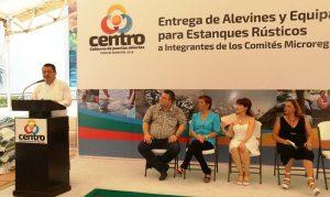 Impulsa Concejo Municipal de Centro productividad de las mujeres: Márquez Gordillo