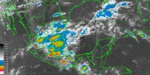 Se mantienen temperaturas calurosas para los próximos días en la Península de Yucatán