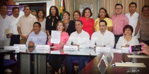 Congreso de Campeche, presenta convocatoria para seleccionar comisionados