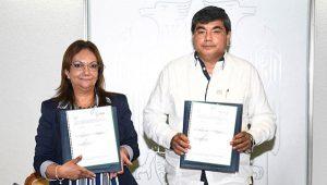 Firma UJAT acuerdo de colaboración con Universidad de Colombia