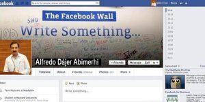Cuentas falsas de Facebook del secretario de Administración y Finanzas en Yucatán