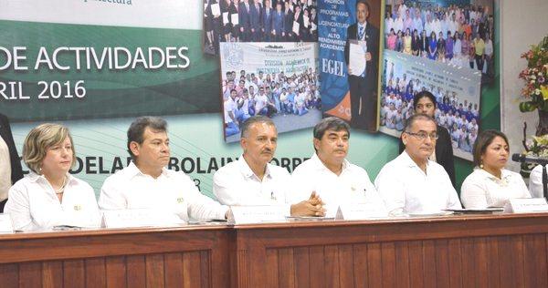 DAIA a cargo del Dr. Candelario Bolaina Torres