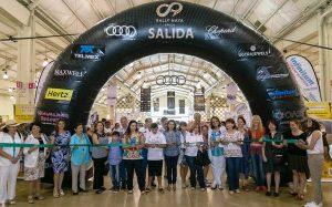 Inauguran exhibición Rally Maya México 2016 en Yucatán