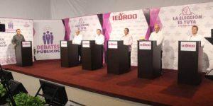 Debate supero expectativas de teleaudiencia y radioescuchas en Quintana Roo: IEQROO