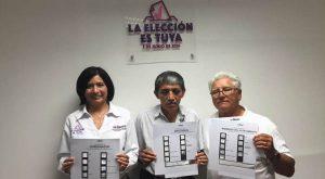 Podrán emitir su voto personas con discapacidad visual en Quintana Roo: IEQROO